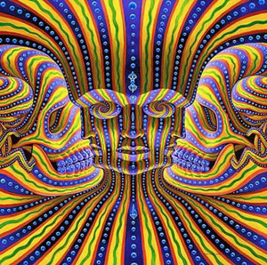 Alex Grey : Life & Death