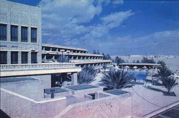 Le Sahara Palace